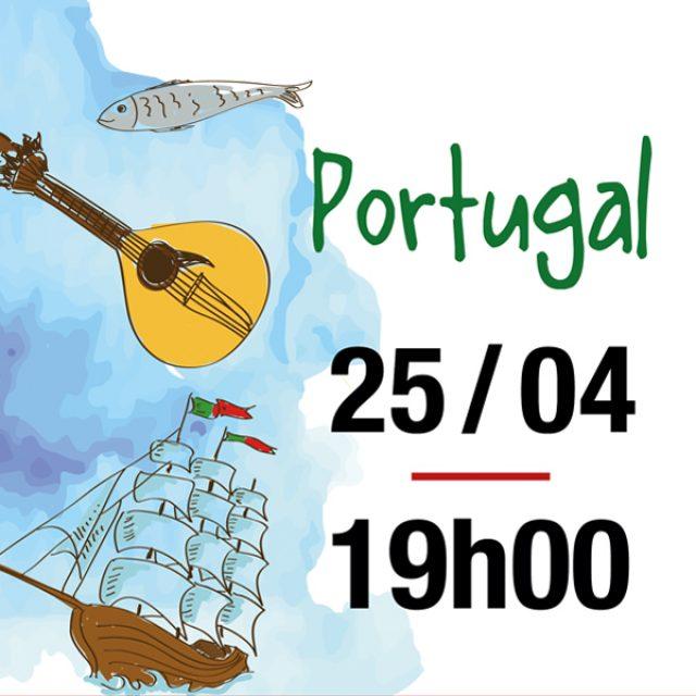 25th April – Portuguese Party