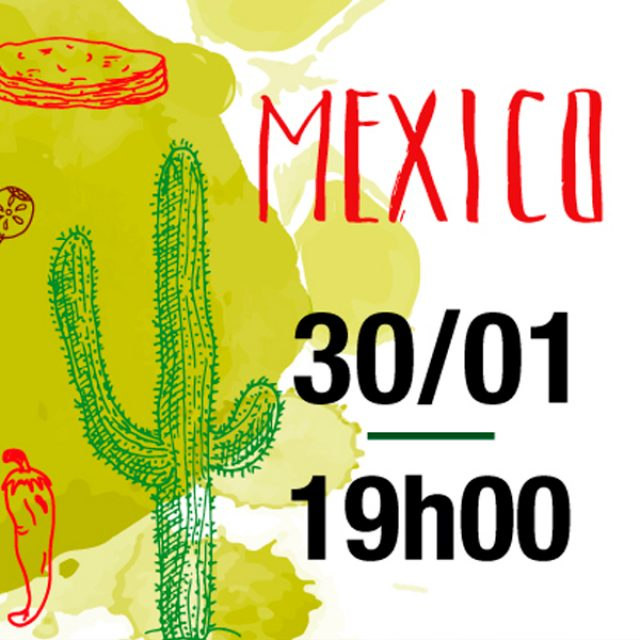 Mexican Party 30/01