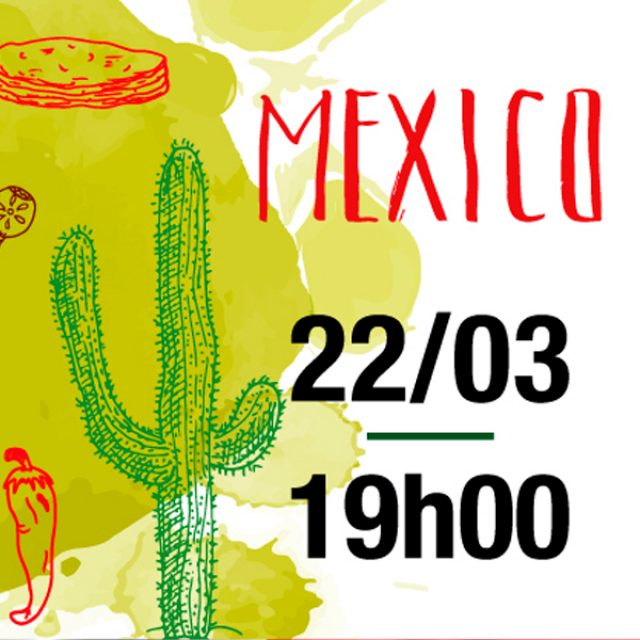 Mexican Party 22/03