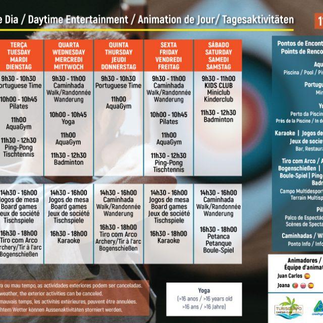 Daytime Entertainment  11/11 – 01/12