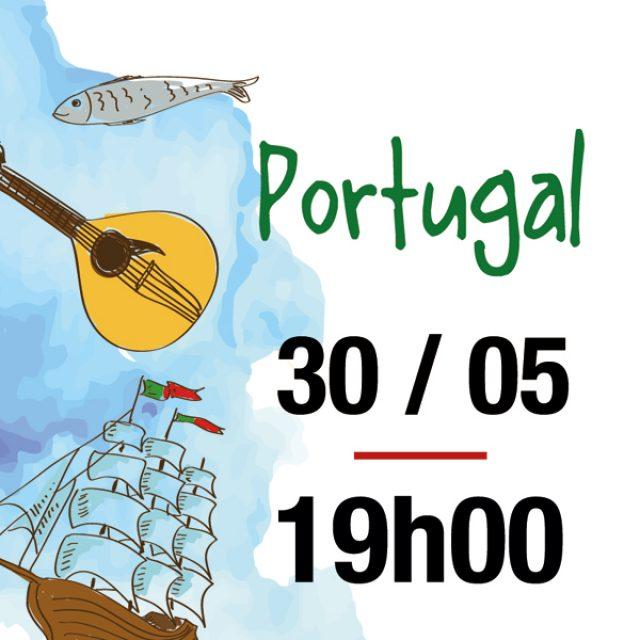 Portuguese Party 30/05