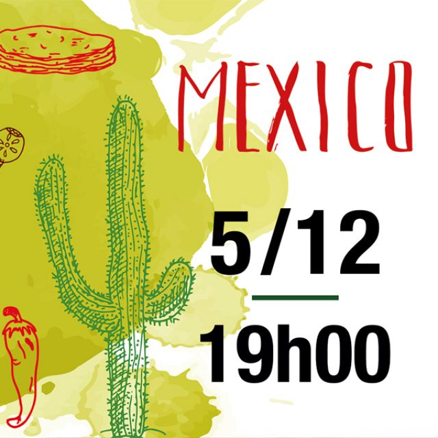Mexican Party – 5/12