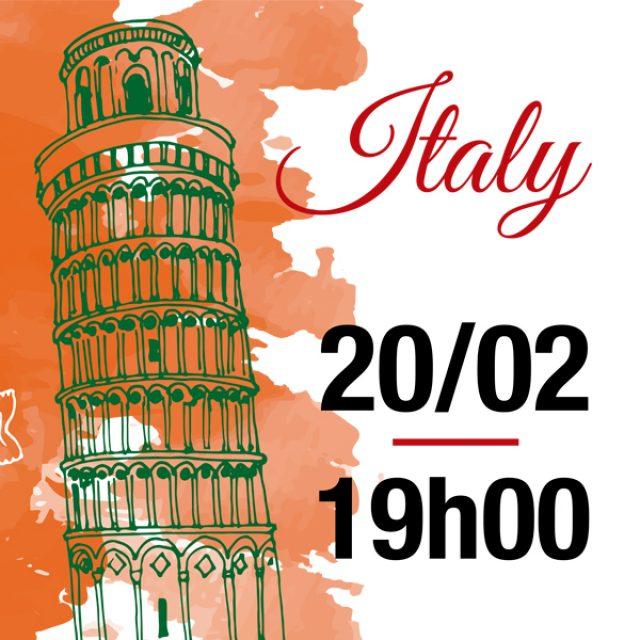 Italian Party 20/02