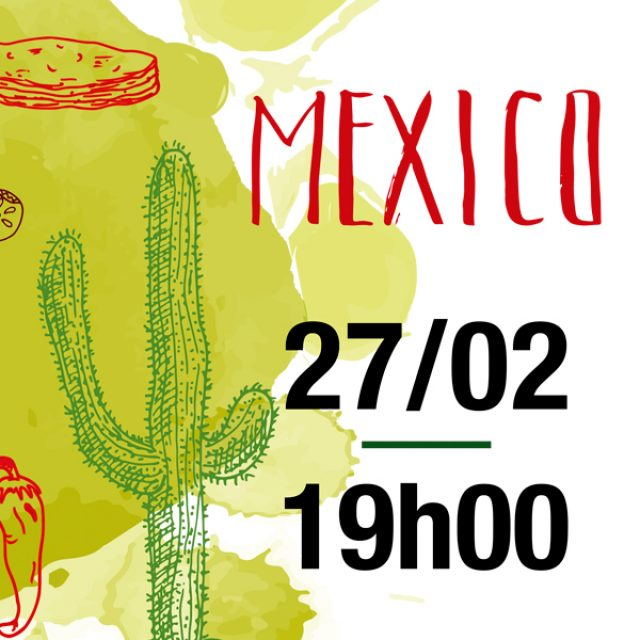 Mexican Party 27/02