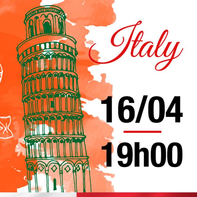 Italian Party – 16/04